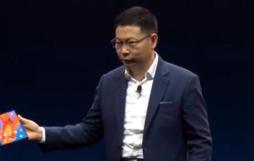 【MWC 2019】完美摺疊設計 HUAWEI Mate X 向 Samsung Galaxy Fold 挑機