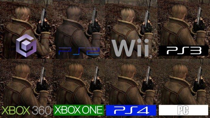 說不定大家於 PS5 上依然能夠見到《 Biohazard 4 》的身影...