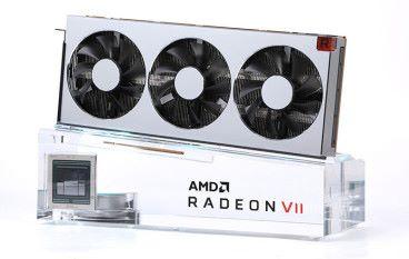 開創 7nm 世代 AMD Radeon VII 決戰 RTX 2080 開箱篇