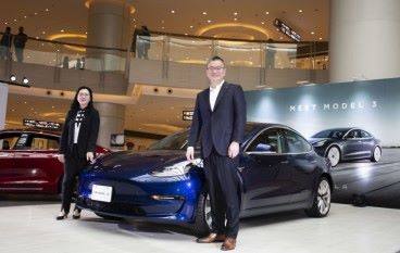 入場費最低 36萬 Tesla Model 3 九月正式落地