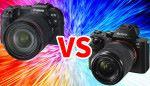 Canon RP VS Sony A7II