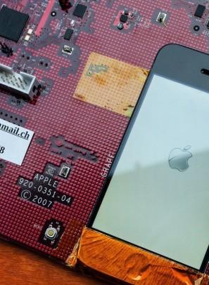 12 年前 iPhone 測試板首度公開