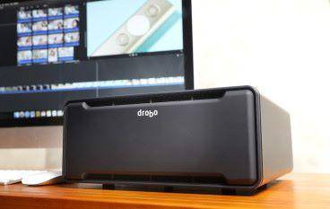 4K 影片剪輯不可少 Drobo 8D 最高支援 256TB 容量
