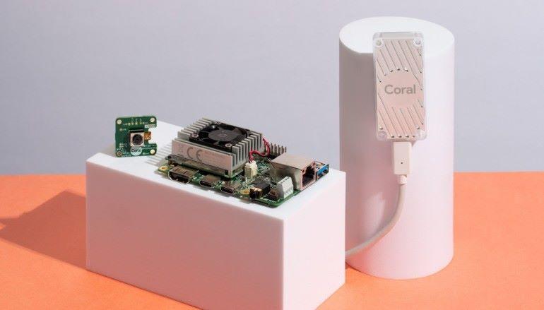 Google 推出建構本地 AI 的 Coral 平台單板電腦