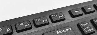 現在可以透過鍵盤上的多媒體鍵控制網頁影音