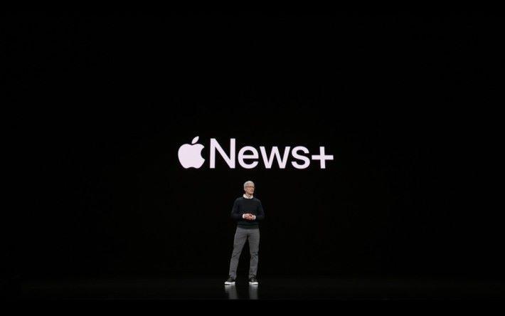 News+ 推出並沒有得到很多大報支持