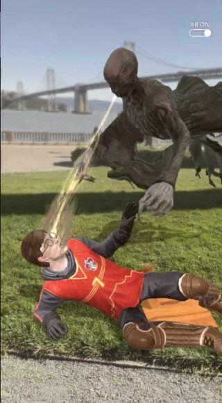 哈利波特遇襲,快去拯救他!