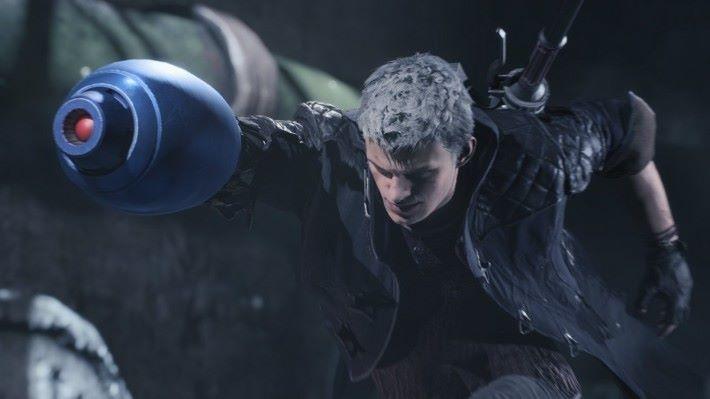 假如大家買特別版的話,尼祿會有「洛克炮」手臂趣味性十足。