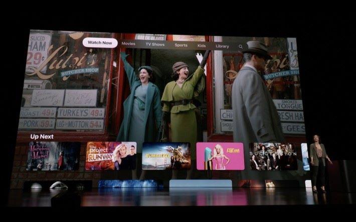 Apple TV App 將更新成為一站式影視欣賞平台