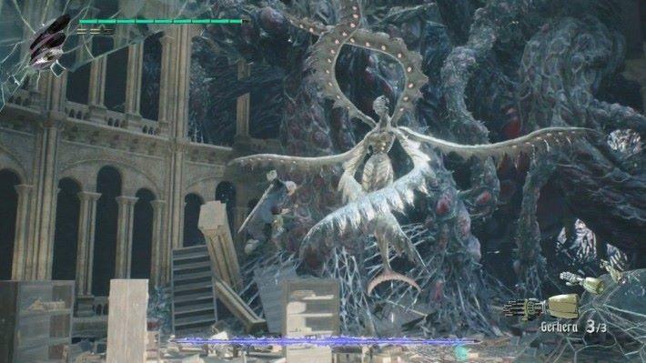 不過對老手來說,開始時能選最難的「 Devil Hunter 」過於容易。