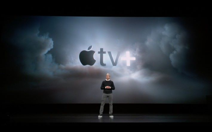 Apple TV+ 是 Apple 原創節目的串流服務