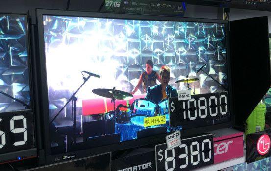 【場料】無 G-Sync 平 $2,000 平玩 4K 144Hz 打機芒