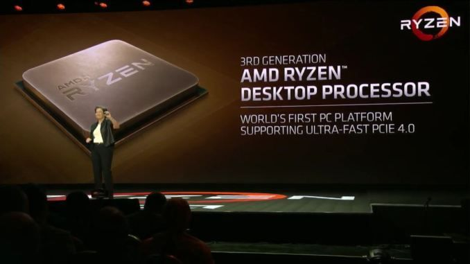 AMD Ryzen 3000 系列 CPU 將支援 PCIe 4.0。Source:PC Builder's Club