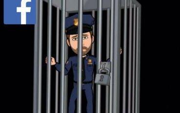 Facebook 發神經 北愛警方 FB 被禁言 ?