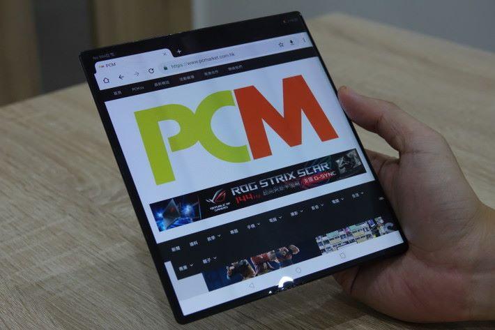 在 MWC 2019 上發表的摺疊電話 Mate X 支援 Wi-Fi 6 制式。