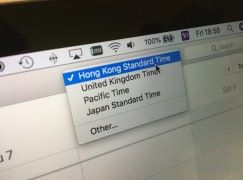 【Plan 行程必學】在 macOS 日曆中使用不同時區設定