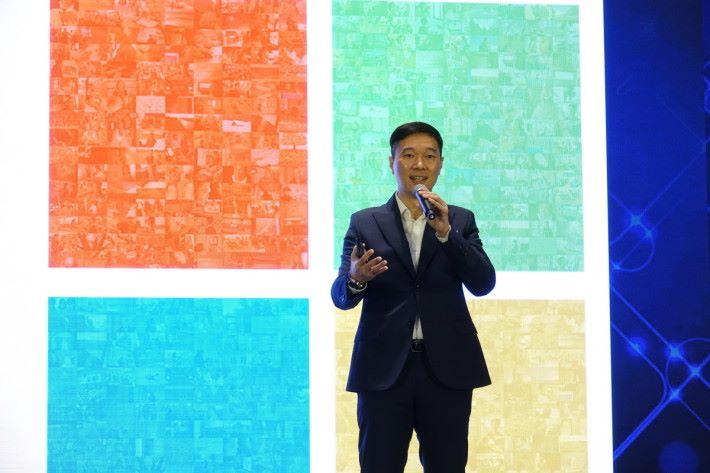鄒作基表示,微軟有能力幫助大灣區內企業帶到國際。