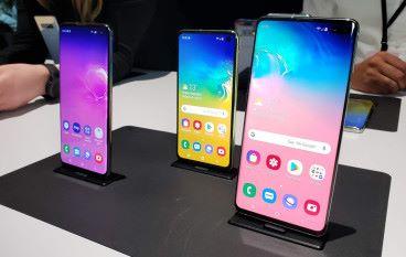 限時升級至每月 5.5GB 中‧港澳通用數據 3HK 公開接受預訂 Samsung Galaxy S10