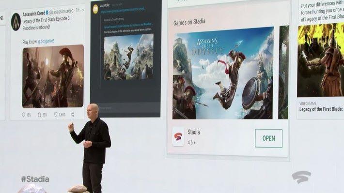 進入點擊連結後 5 秒內就進入遊戲的年代,遊戲發行將是如何吸引玩家點擊連結的事情。