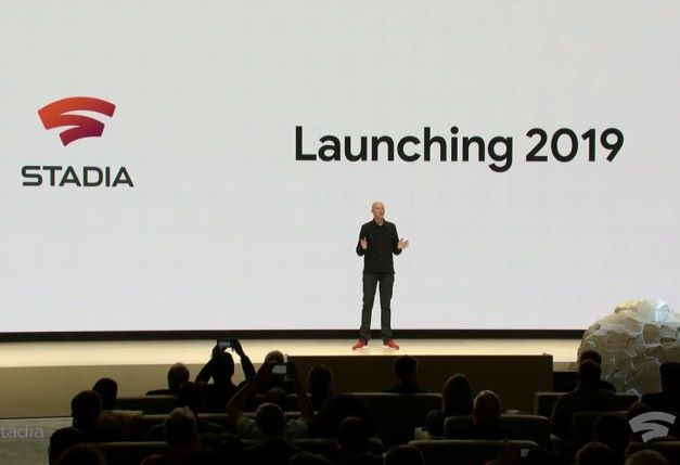 Stadia 打破固有遊戲機框架 遊戲機、遊戲店勢將消失?!