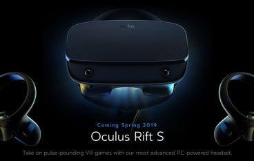Oculus Rift S 毋需安裝燈塔的 PC VR 體驗
