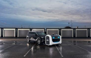 泊車仔末日 法國里昂機場用 Stanley Robotics 代客泊車