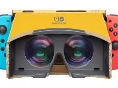官方 VR 應用!Nintendo Labo VR Kit 4 月 12 日發售