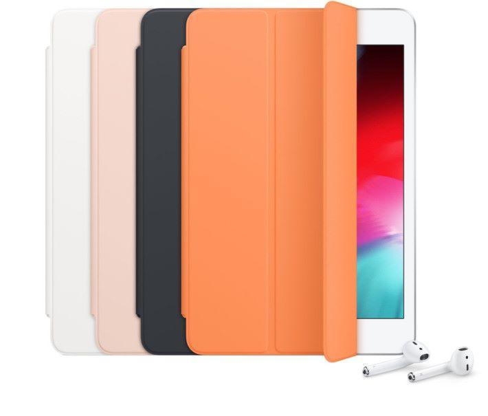由於外型規格一樣,連 Smart Cover 也可沿用 4 代。