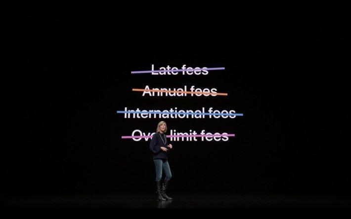 沒有年費、沒有逾期、超額消費和國際消費費用,會不會從商戶收取高昂交易費來彌補呢?