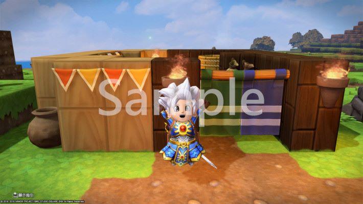 玩家其中一張需要上載玩家舉行雙手的圖片。