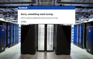 Facebook 交代出事原因 全因更改伺服器設定