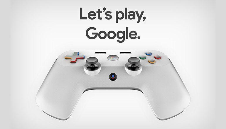 Google 取得遊戲手掣通知專利 為遊戲串流服務準備