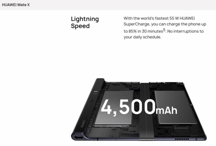 Huawei SuperCharge 技術用 30 分鐘充到 85%,小米今次展示的技術多了 Turbo 一字,應更上一層樓。