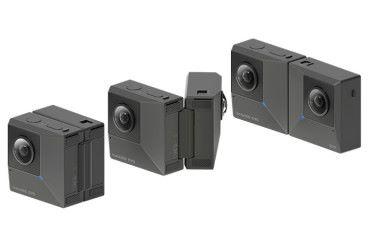 「揭開」 360 相機新玩法 Insta360 EVO