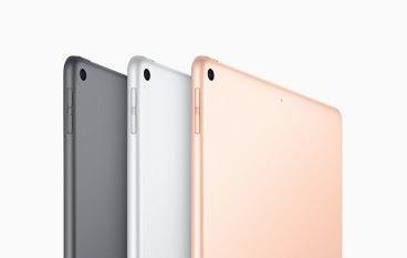 新 iPad 效能略勝 iPhone XS