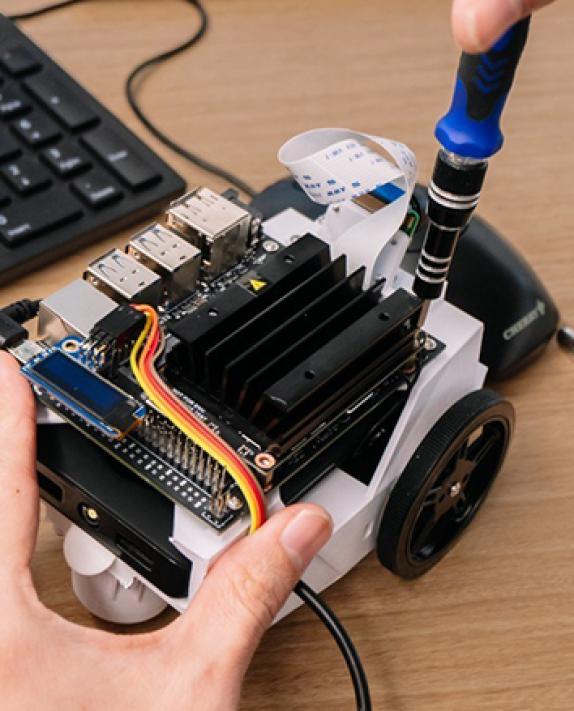 NVIDIA 與 AWS 聯手挑戰 Google Coral Jetson Nano 大玩終端運算人工智能
