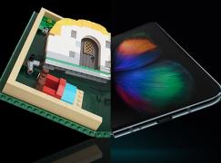 平过 Samsung Huawei 折屏手机永不断电! LEGO Fold 一样可以折