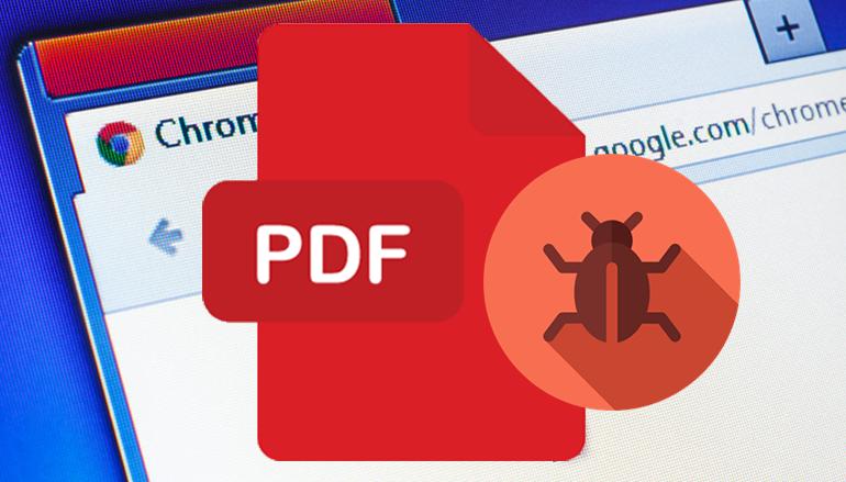 Chrome 被發現讀取 PDF 漏洞可洩漏電腦資料