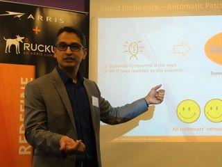 Phal Nanda 指出,Ruckus 為客戶提供靈活性,不單只有雲端方案,傳統模式或混合模式同樣支援。
