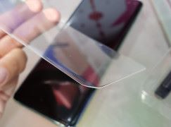 一樣用到屏下指紋辨識 Galaxy S10 / S10+ 玻璃貼開賣