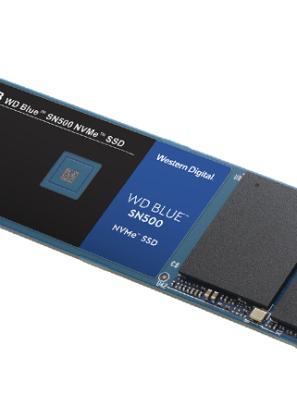WD Blue SSD 也玩 NVMe