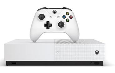 傳 Microsoft 下月推出無光碟機的 Xbox One S All-Digital Edition
