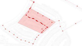 4. 根據資料可以推測出有關人等在範圍外的移動路線(資料來源:紐約時報)