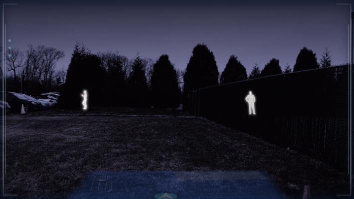 配備了熱能鏡頭,可以在黑夜或惡劣環境看見敵人。