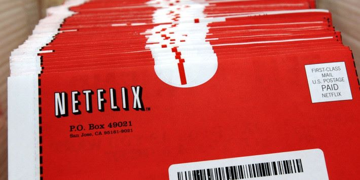 Netflix 影碟租借服務仍然活躍 年收 2 億美元