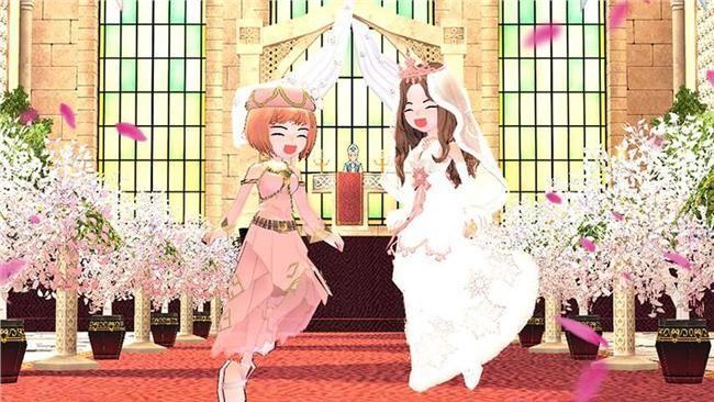 遊戲結婚都要跟足法定年齡,可能會限制了部份青少年少女的「結婚夢」。