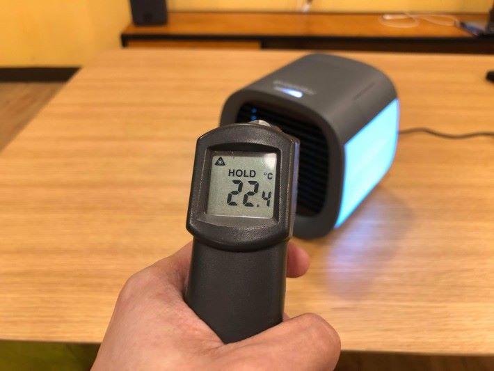 製冷效能也不錯,重重要是慳電。
