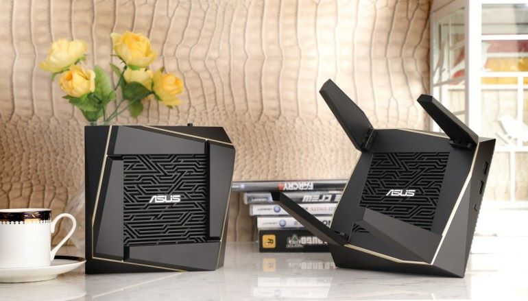 開箱】全球首款AX 制式Mesh Wi-Fi 搶先實測ASUS RT-AX92U 2 Pack【開箱