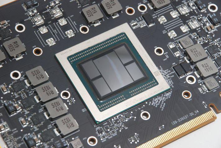 將分為 Navi 10 及 Navi 12 兩款 GPU。