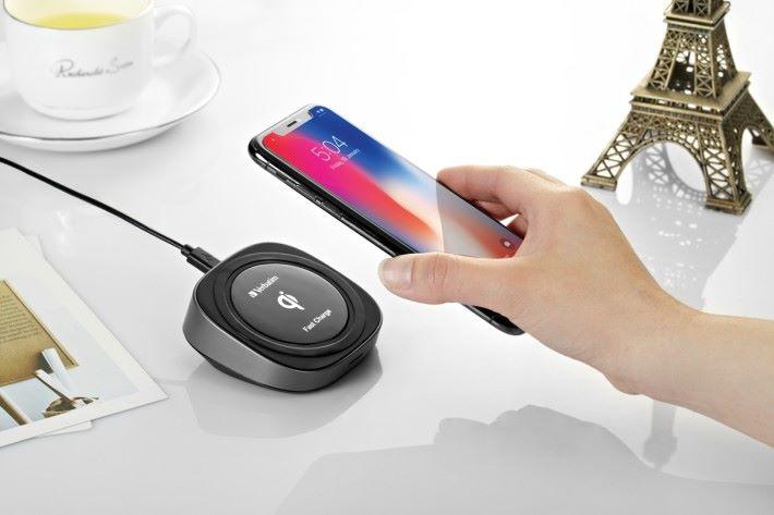 購買時,要留意充電器是否支援快速充電